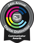Digital Distinction award