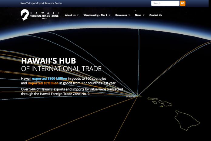 screencapture of ftz9 website