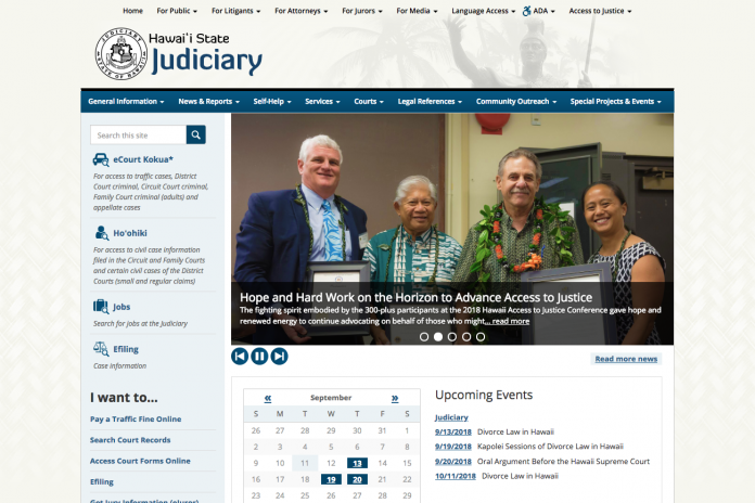 screencapture judiciary