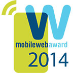 mobile web award logo